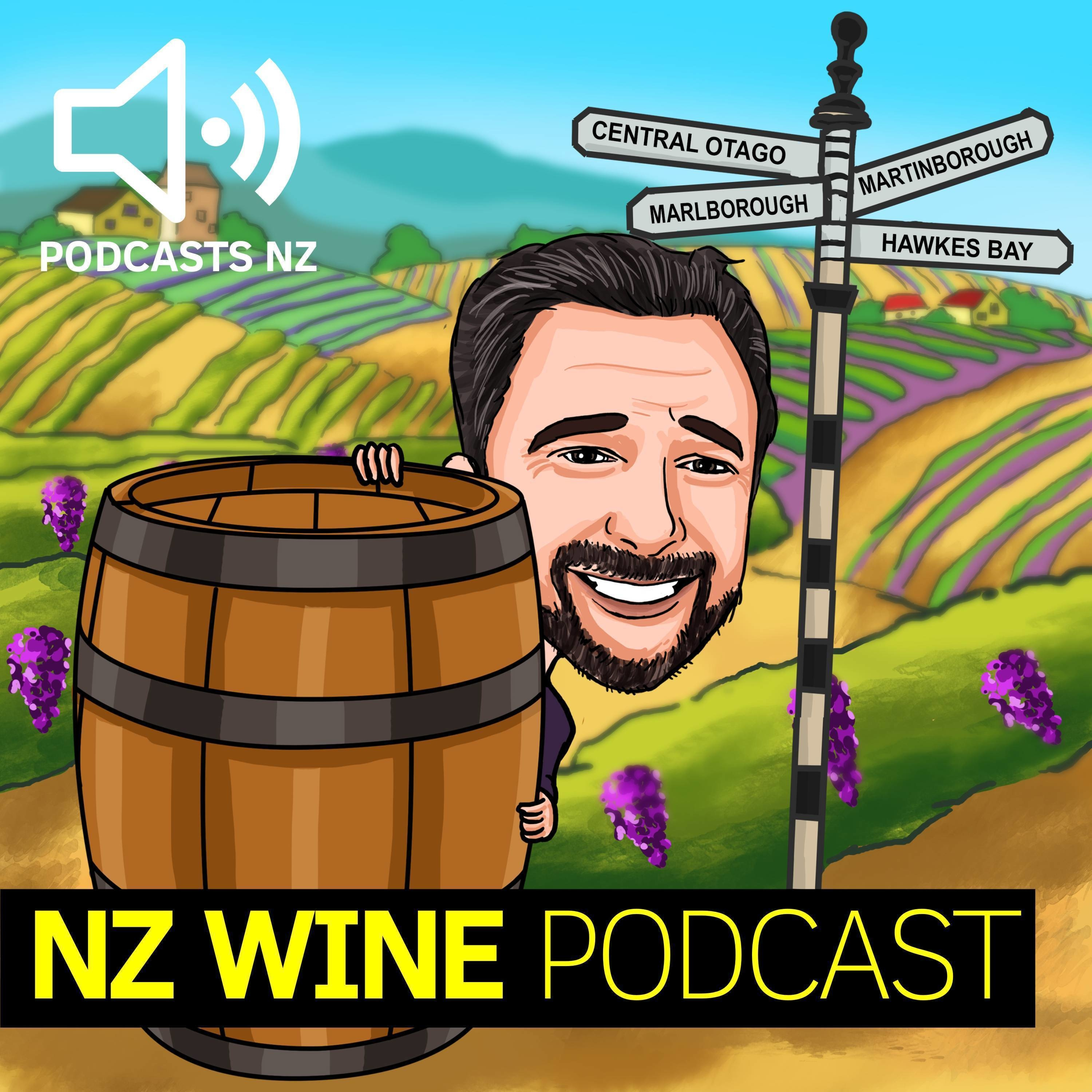 NZ Wine Podcast 39: Rhone - Part 2