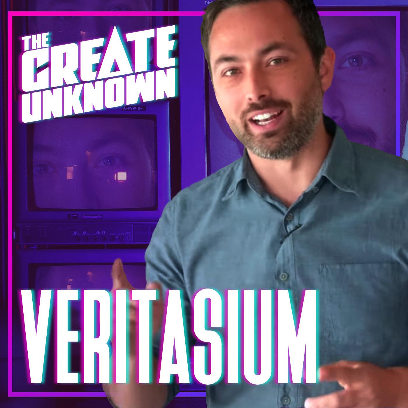 Veritasium enters The Create Unknown
