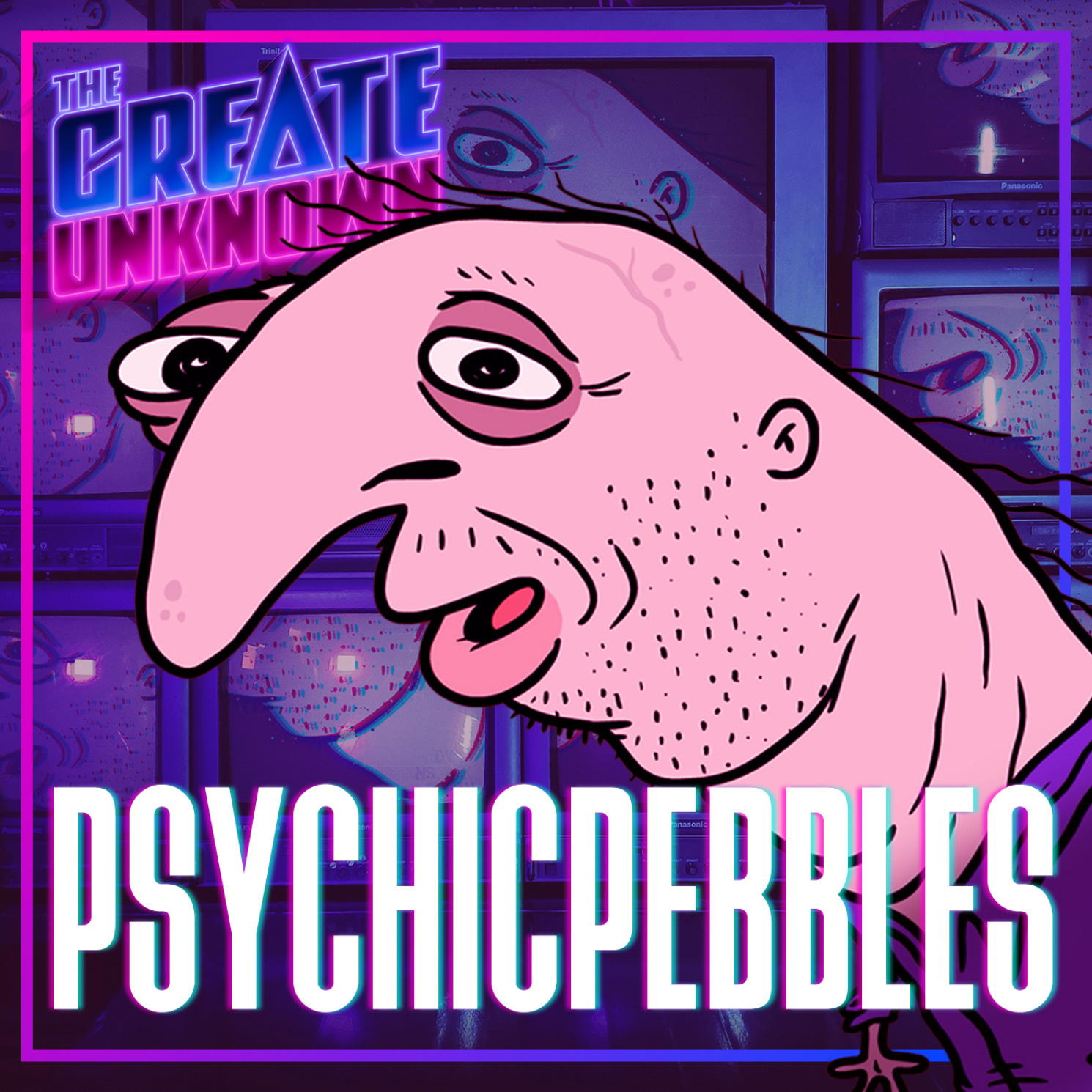 PyschicPebbles enters The Create Unknown