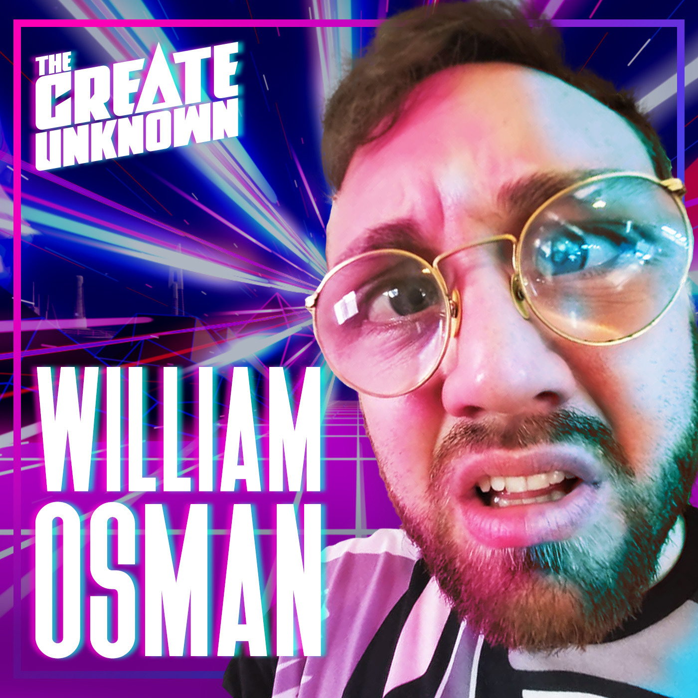 William Osman enters The Create Unknown