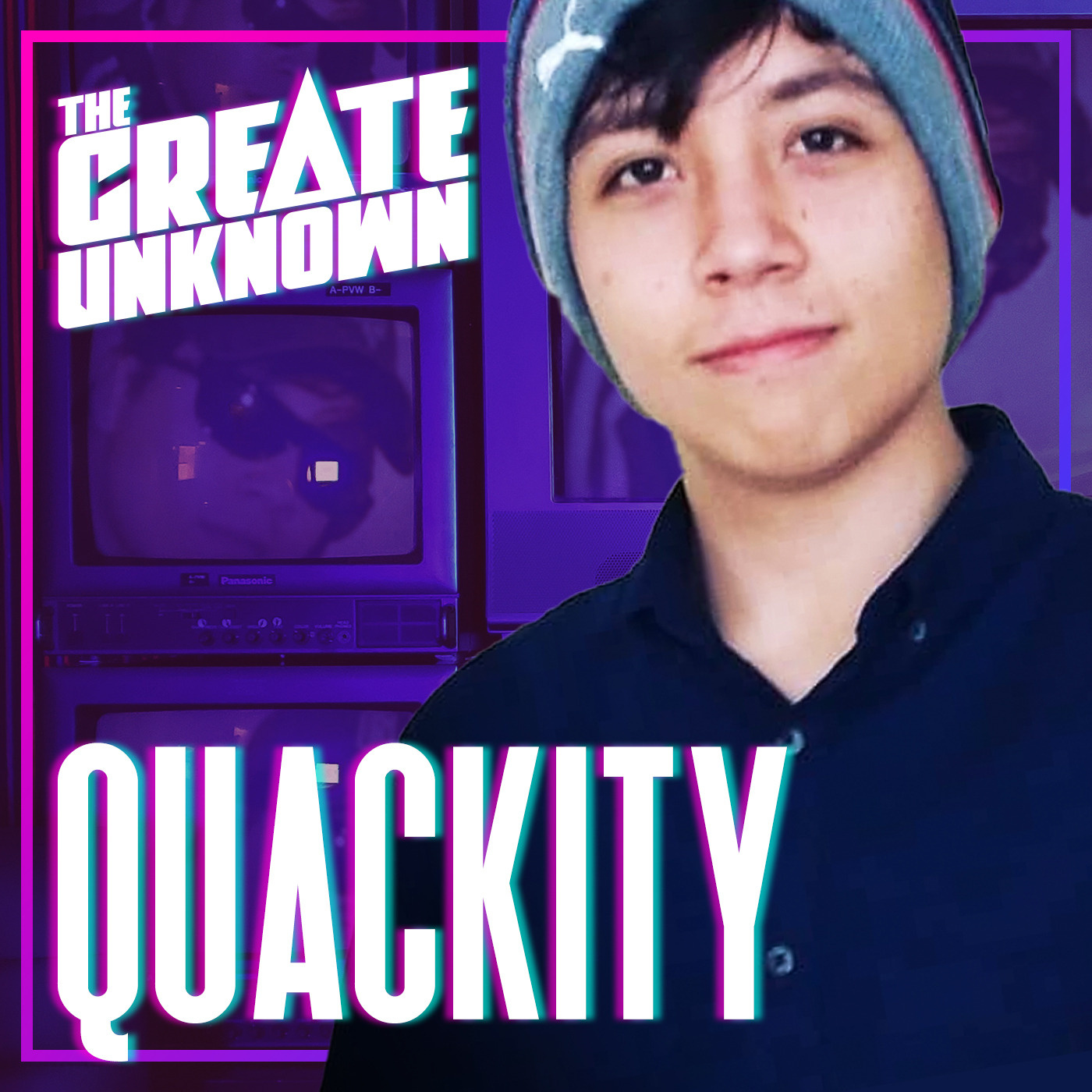 Quackity enters The Create Unknown