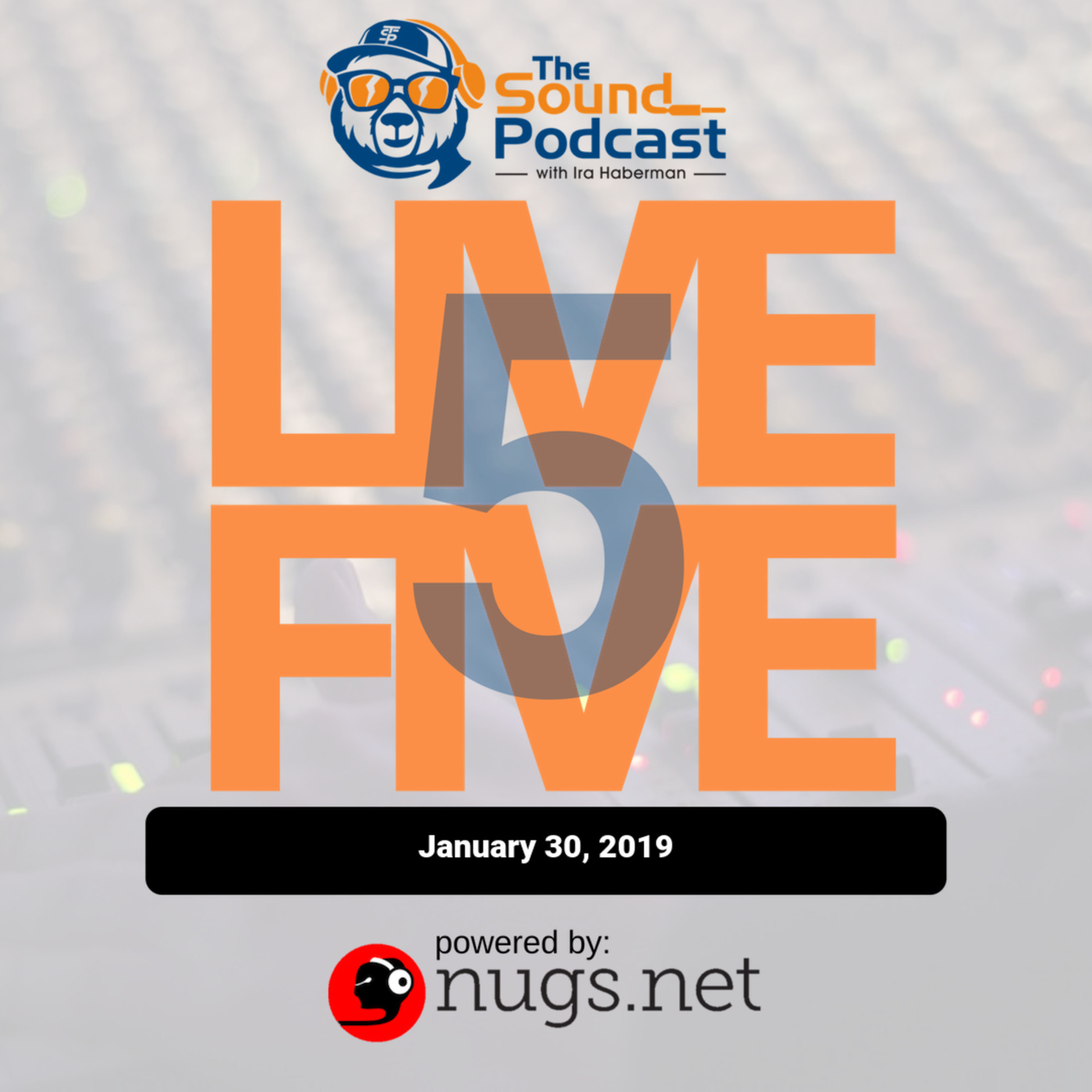 Episode: 5 - Live 5 - January 30, 2019.