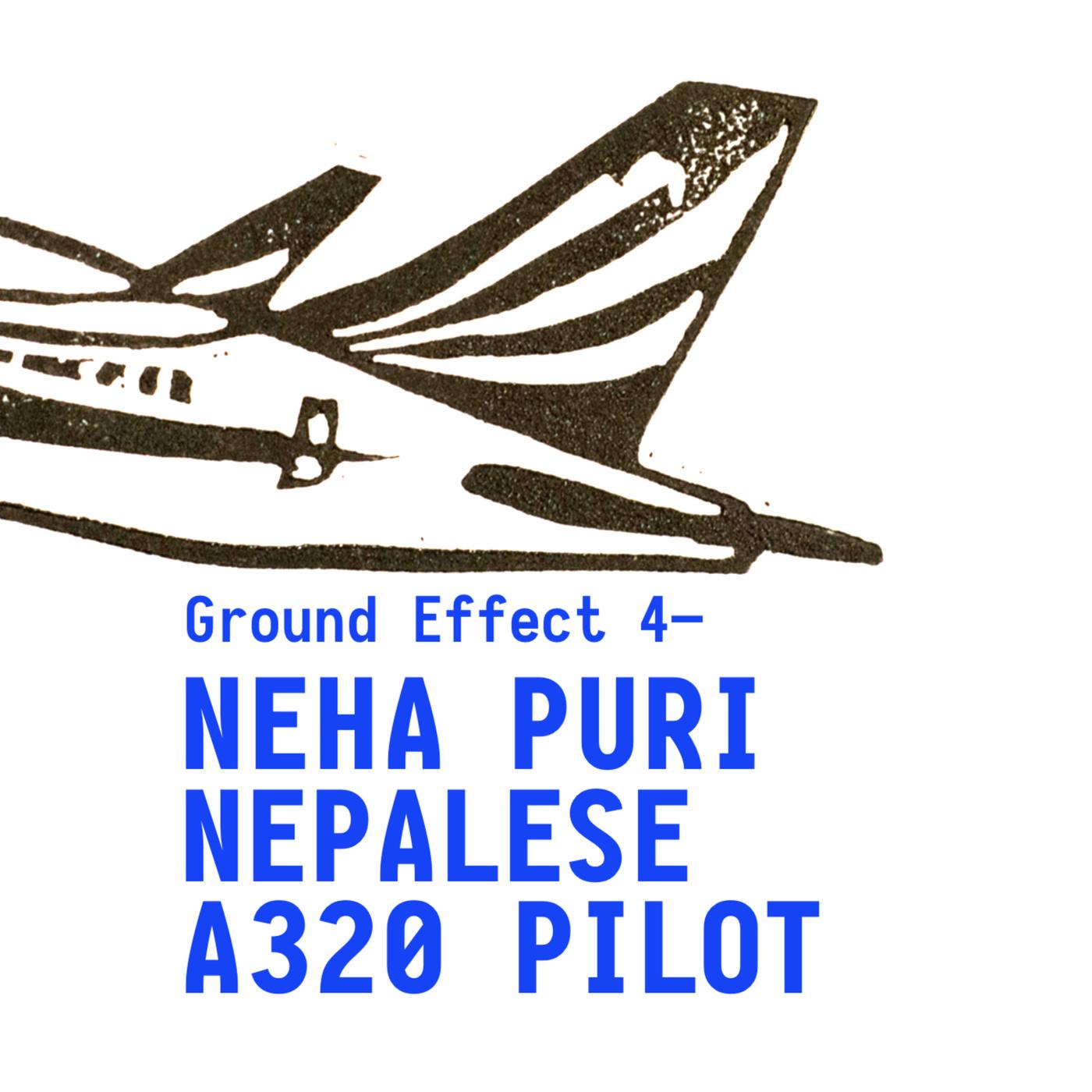 4. Neha Puri, Nepalese A320 pilot