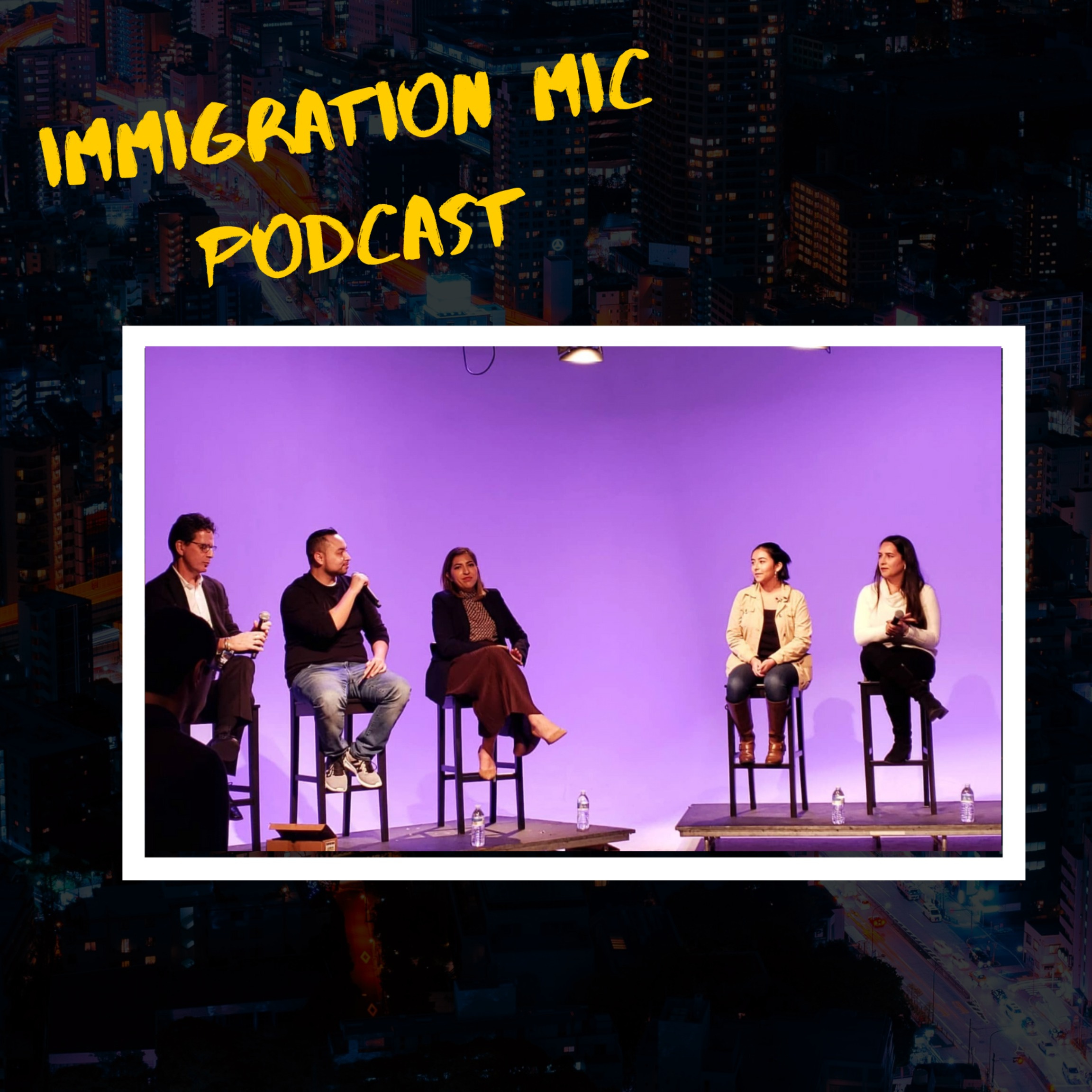 Immigration MIC Album Art