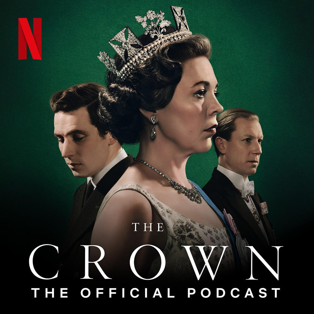 Image result for the crown podcast