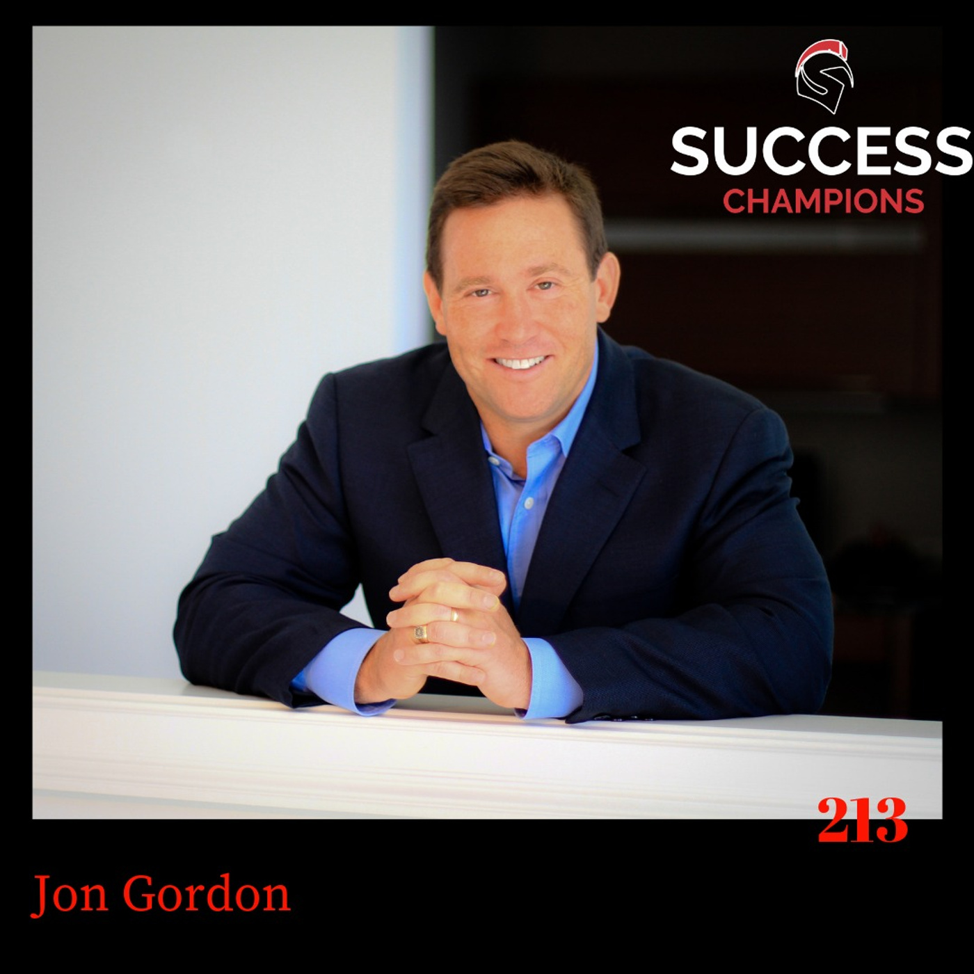 Jon Gordon: Talk To Yourself Instead Of Listening To Yourself