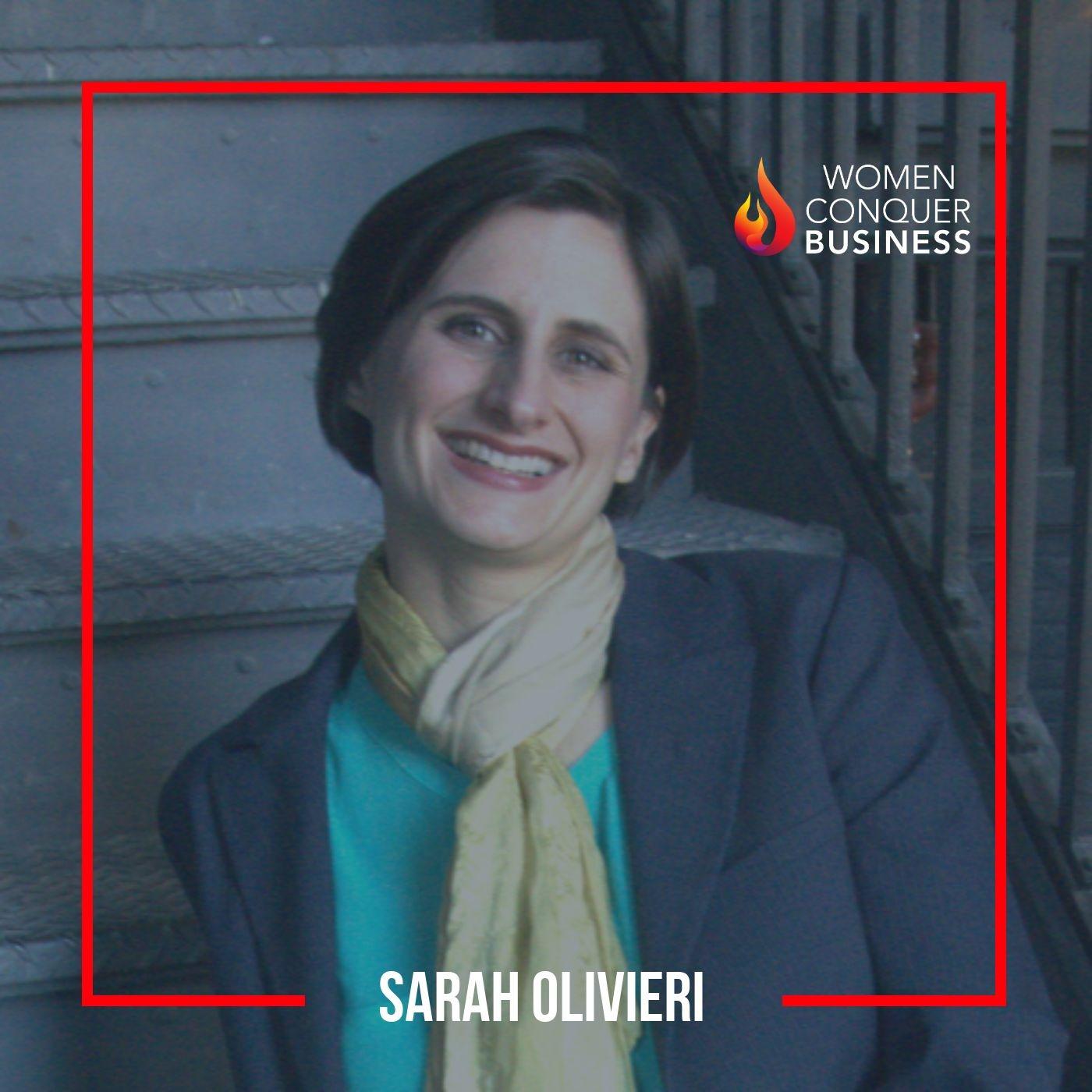 Your Secret Recipe: Listen, Plan & Focus with Sarah Olivieri