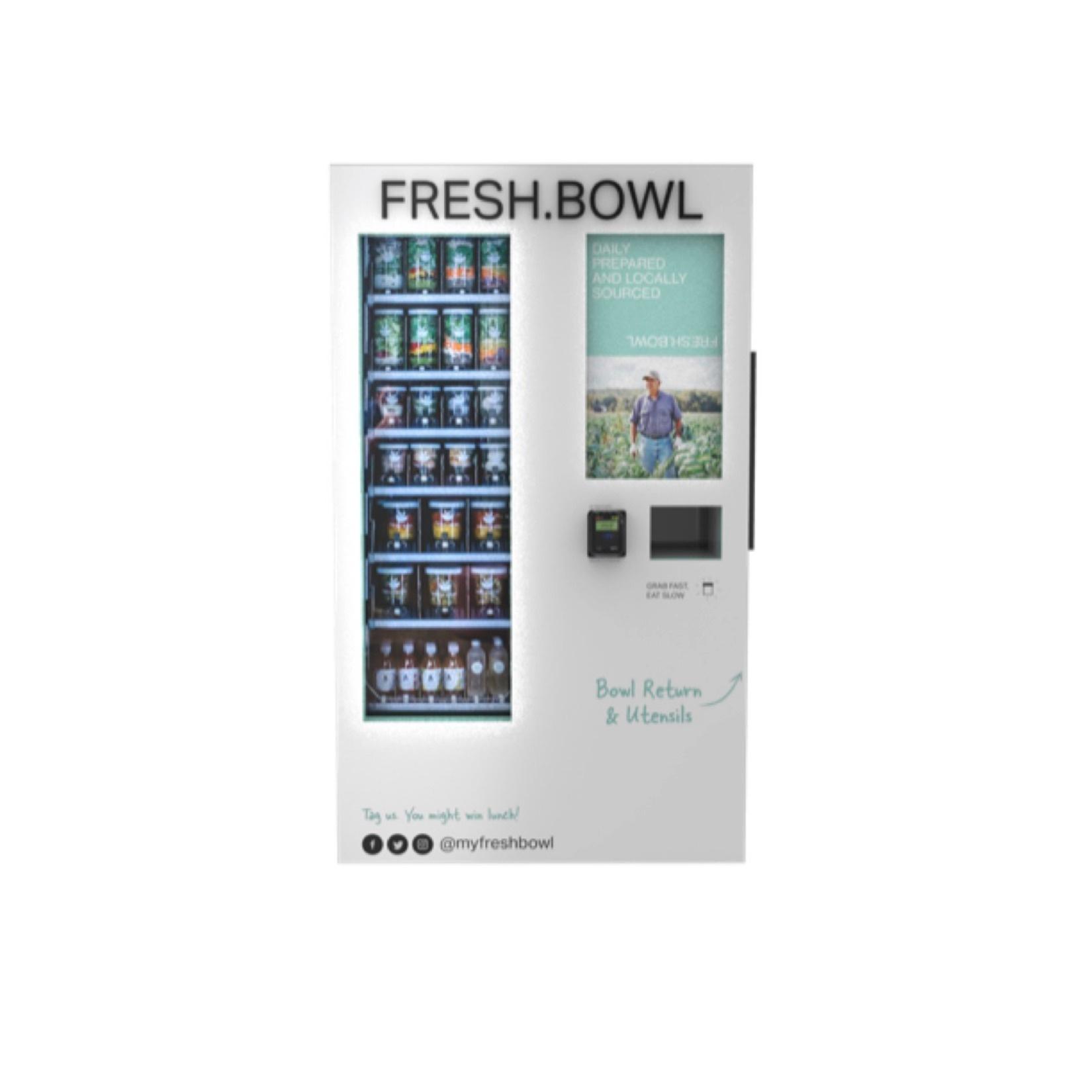 Episode 189: Fresh.Bowl Vending Machine