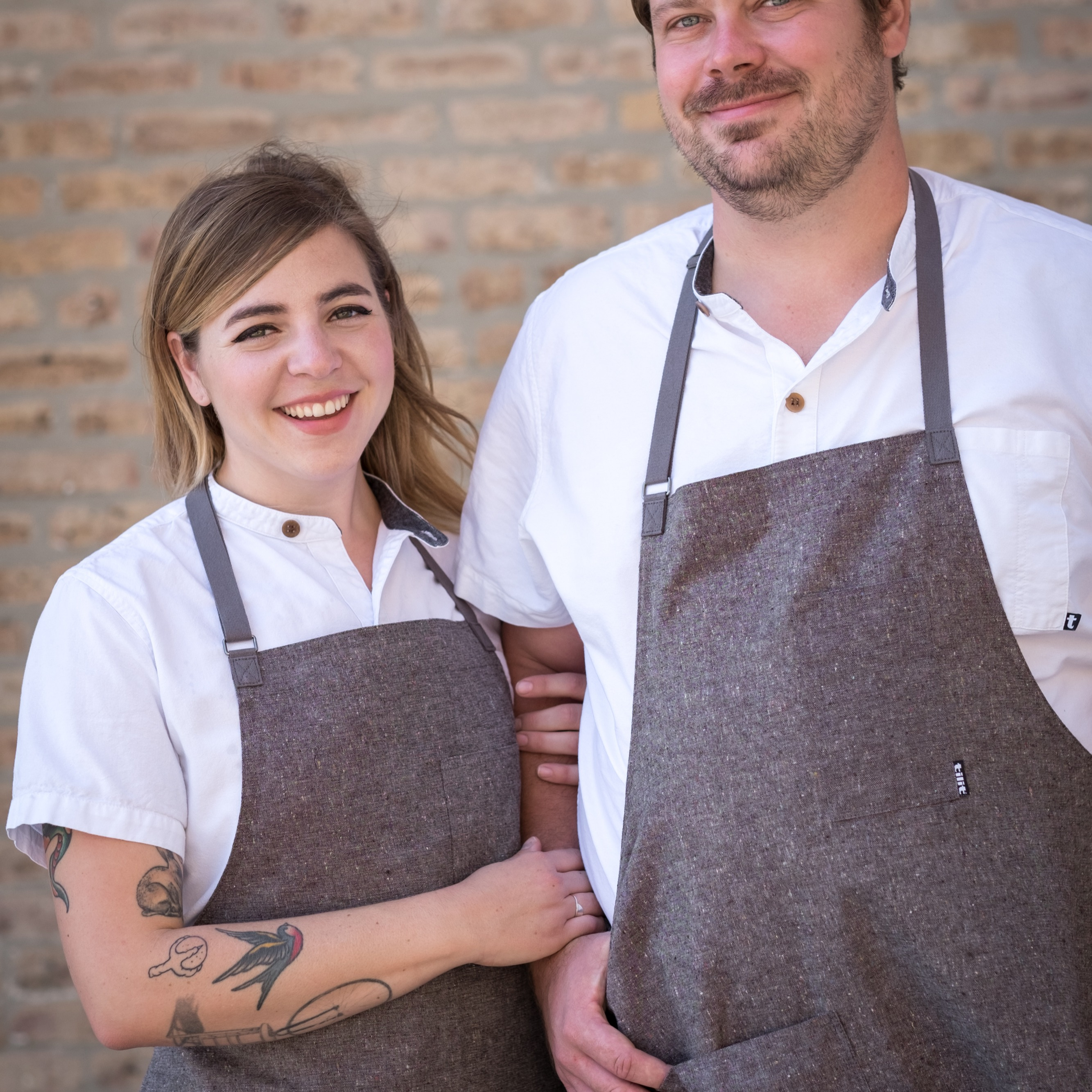 When Your Partner is also Family with Chefs Anna & David Posey