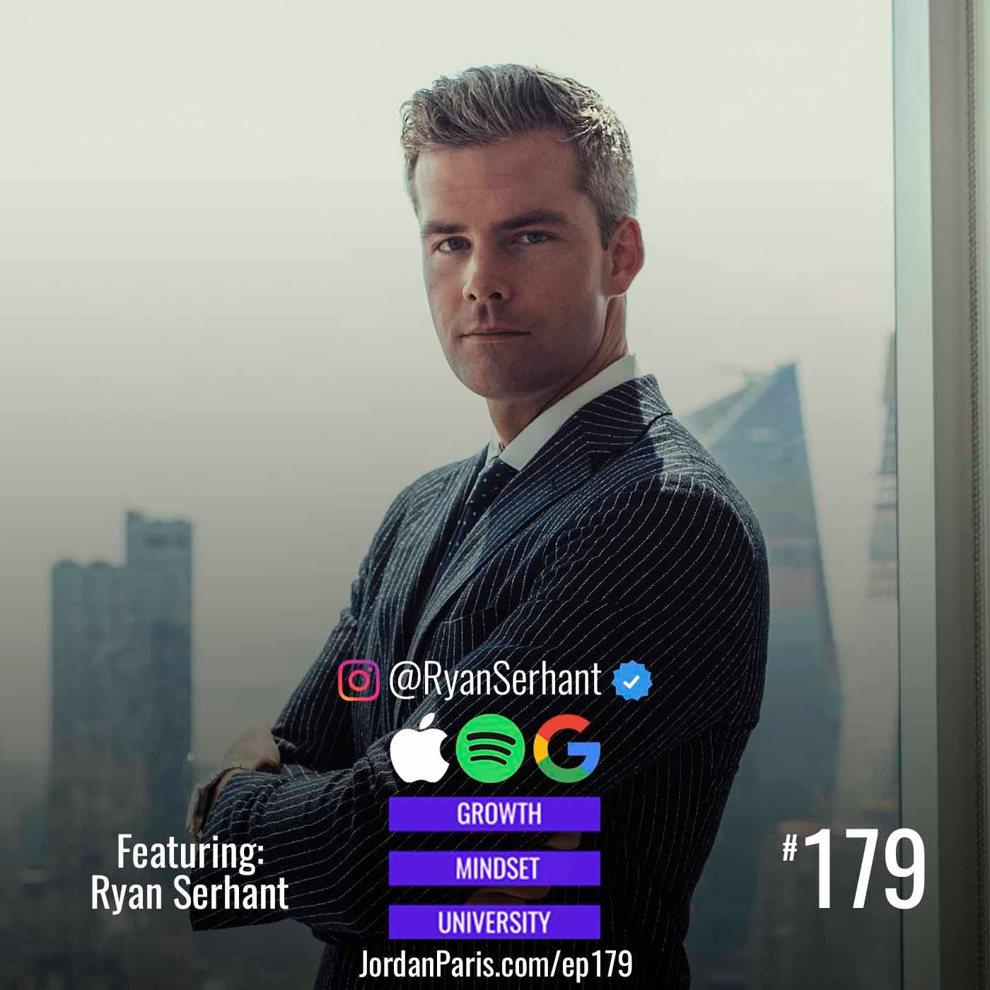 Ryan Serhant of Million Dollar Listing NY on How to Sell Yourself