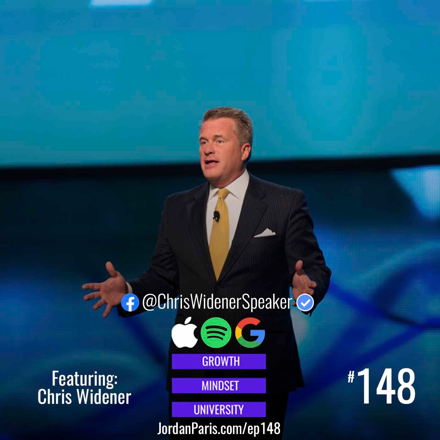 Become Aware of Your Blind Spots with Chris Widener