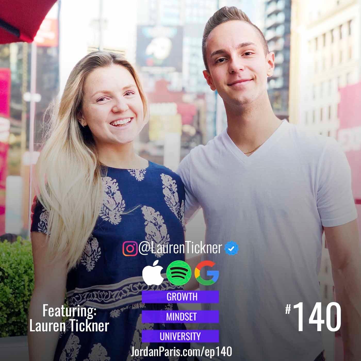 Impact School with Lauren Tickner