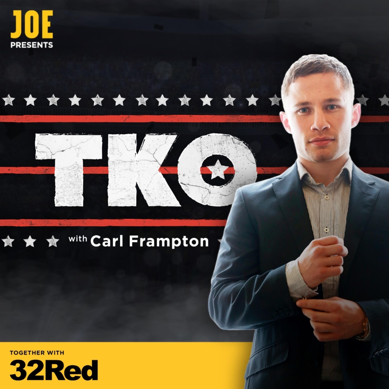 Round 16 - Carl Frampton in Camp