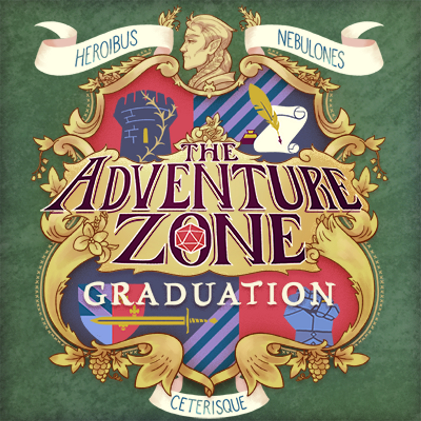 "The Adventure Zone: Graduation Ep. 7 ""Secrets, Secrets"""