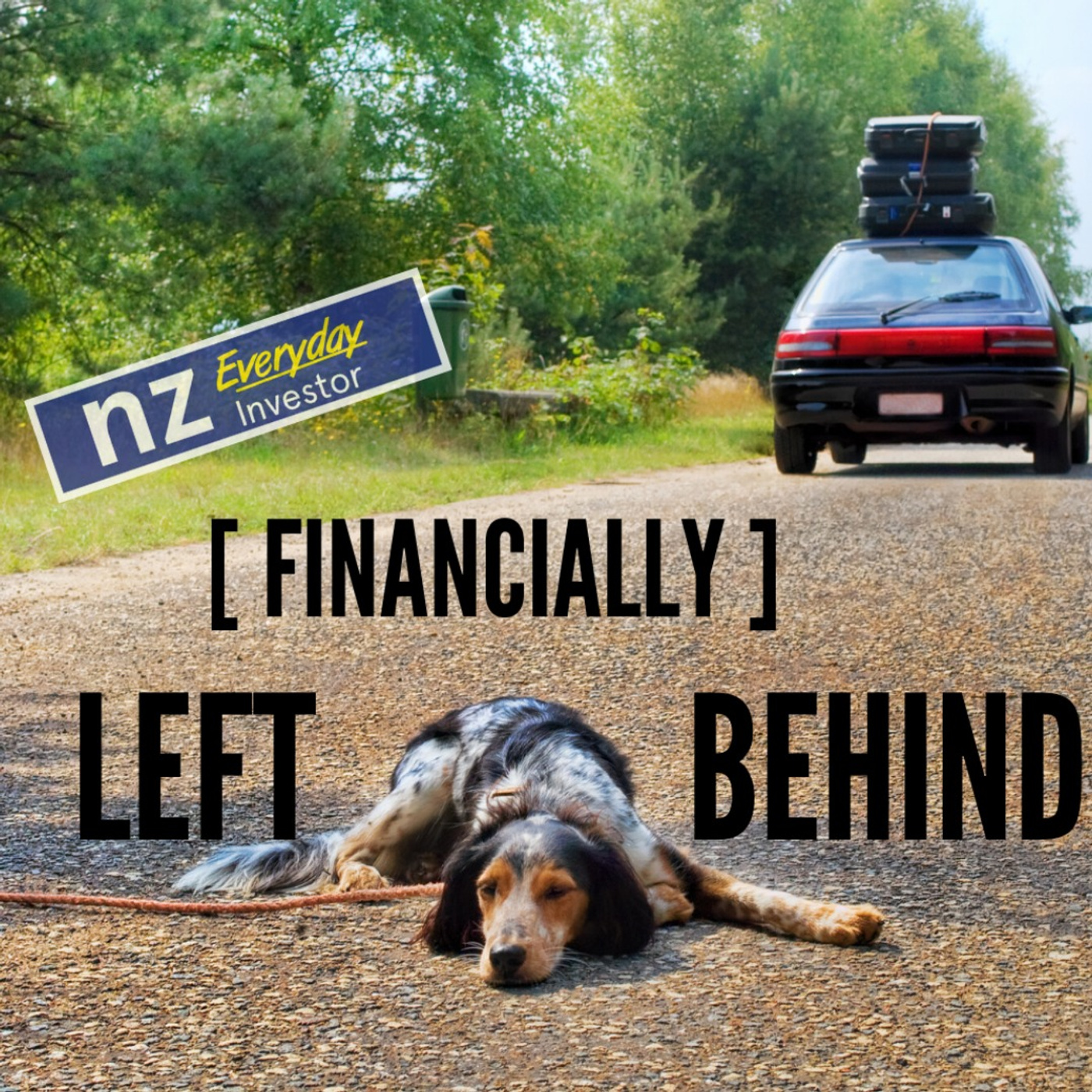 Financially Left Behind / Tom Hartmann