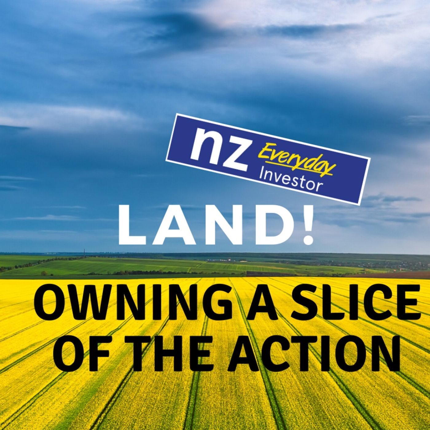 Land - Owning a slice of the action / Di Papadopoulos