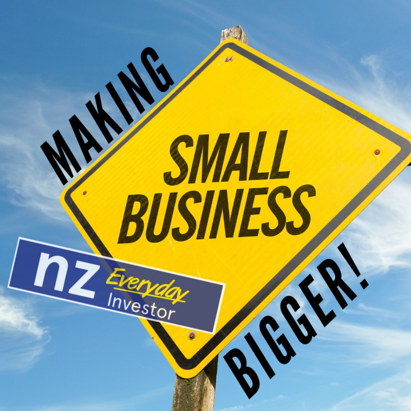 Making Small Business Bigger / Adrienne Church