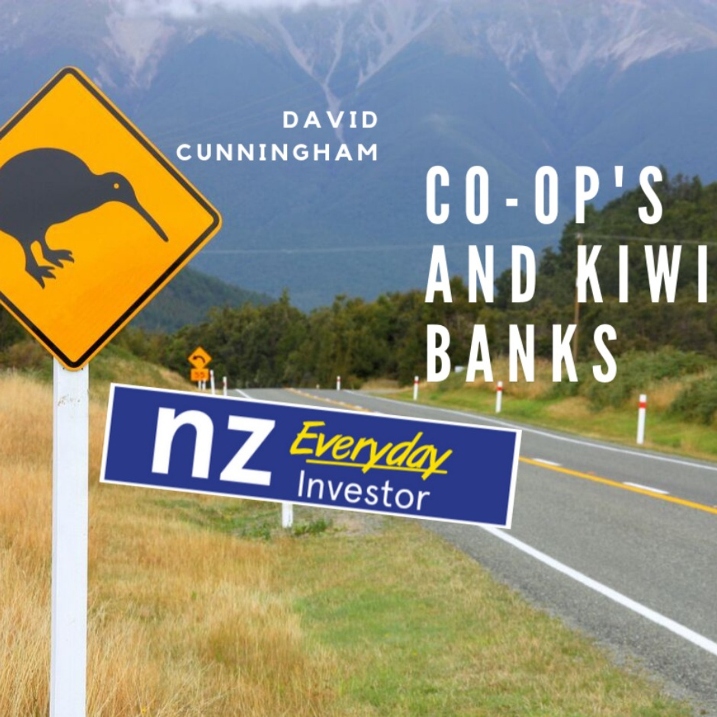 Co-ops and Kiwi banks - David Cunningham