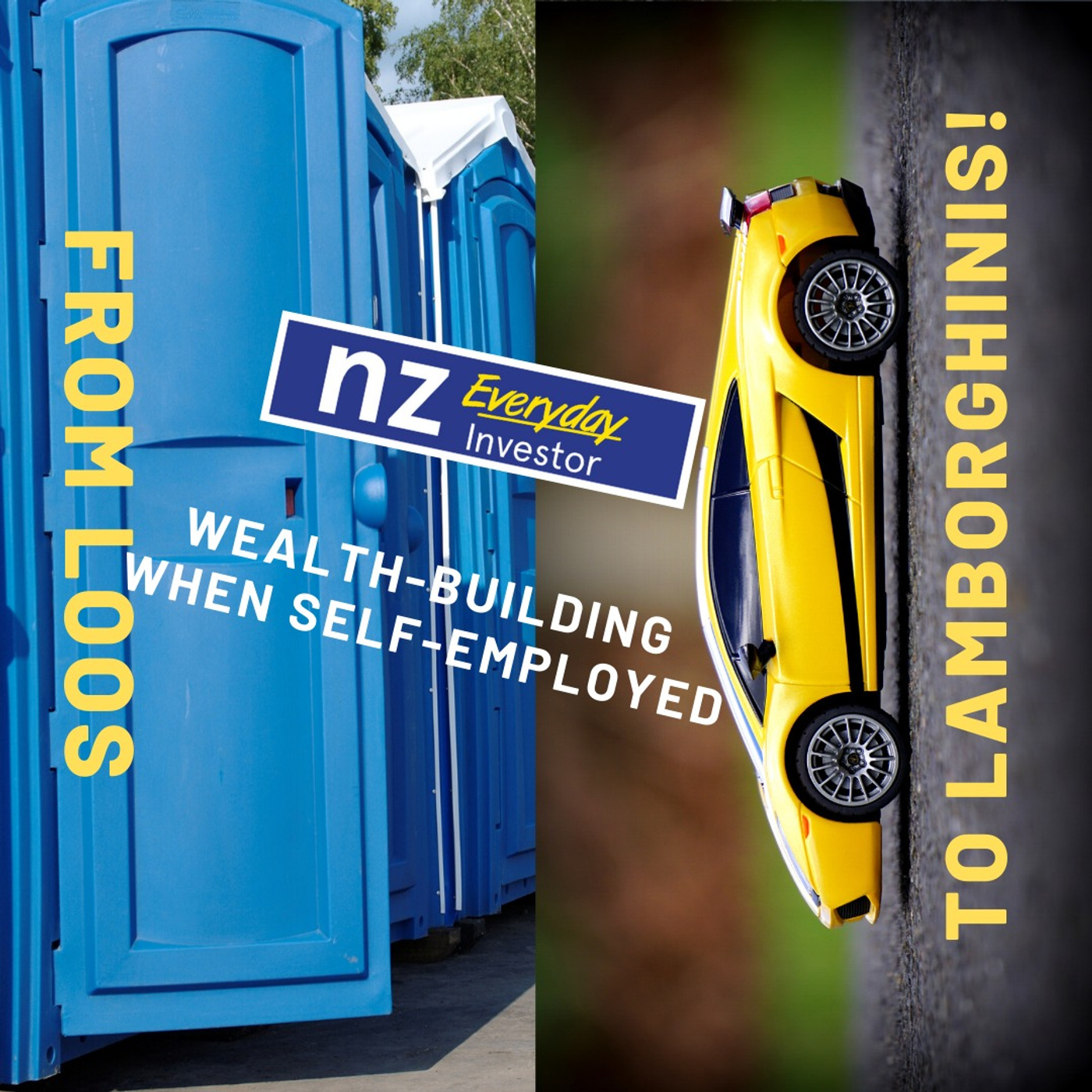 Wealth-Building When You're Self-Employed / LIVE