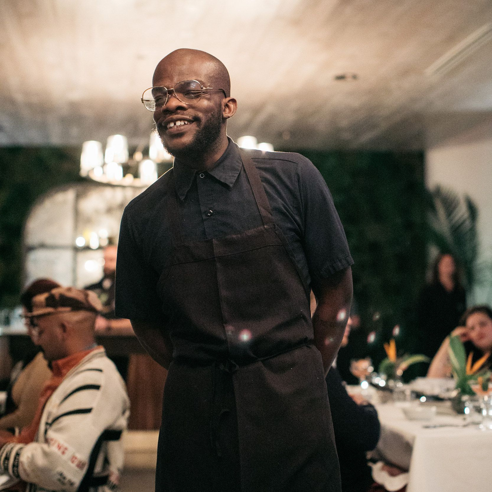 """Episode 107 - """"Culinary Chemist"""" with Chef Charly Pierre"""