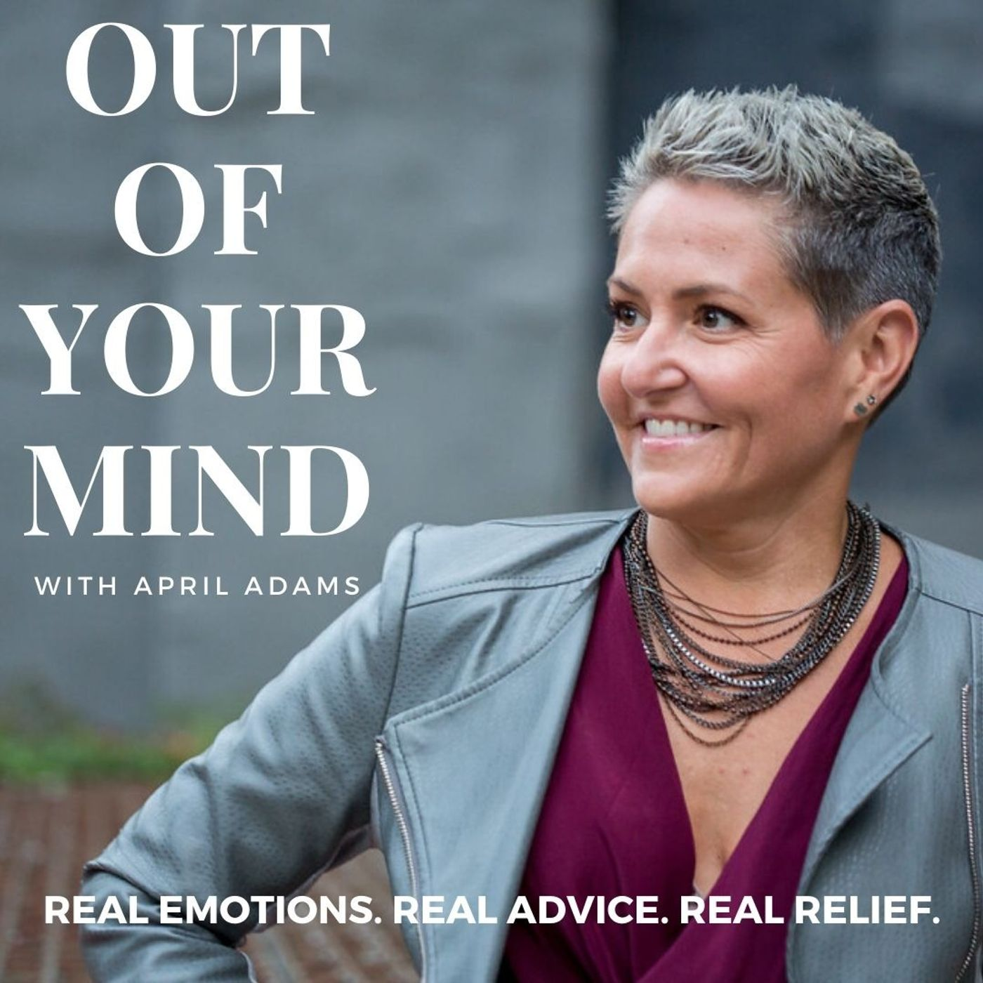 Out of Your Mind with April Adams