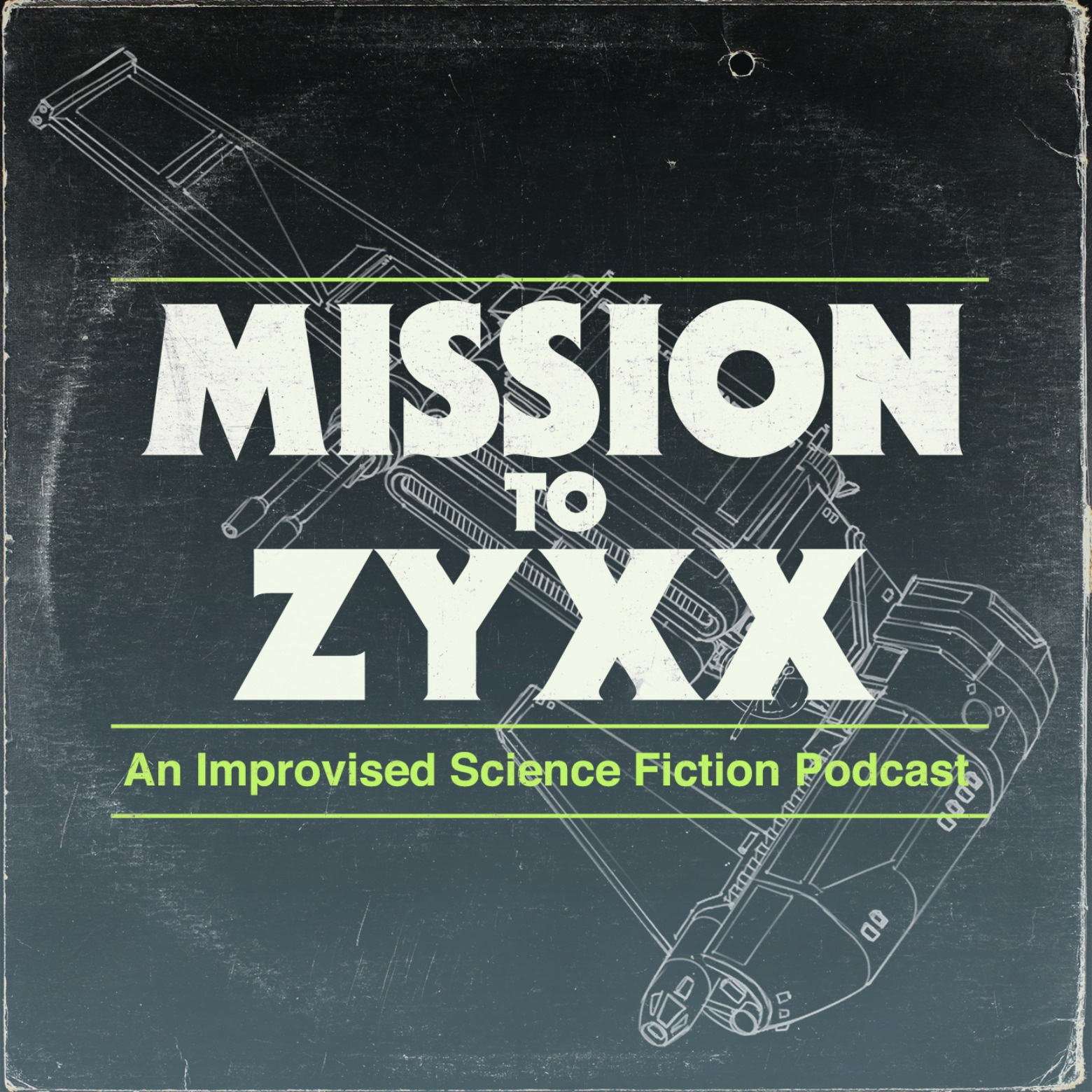 """Mission To Zyxx"" Podcast"