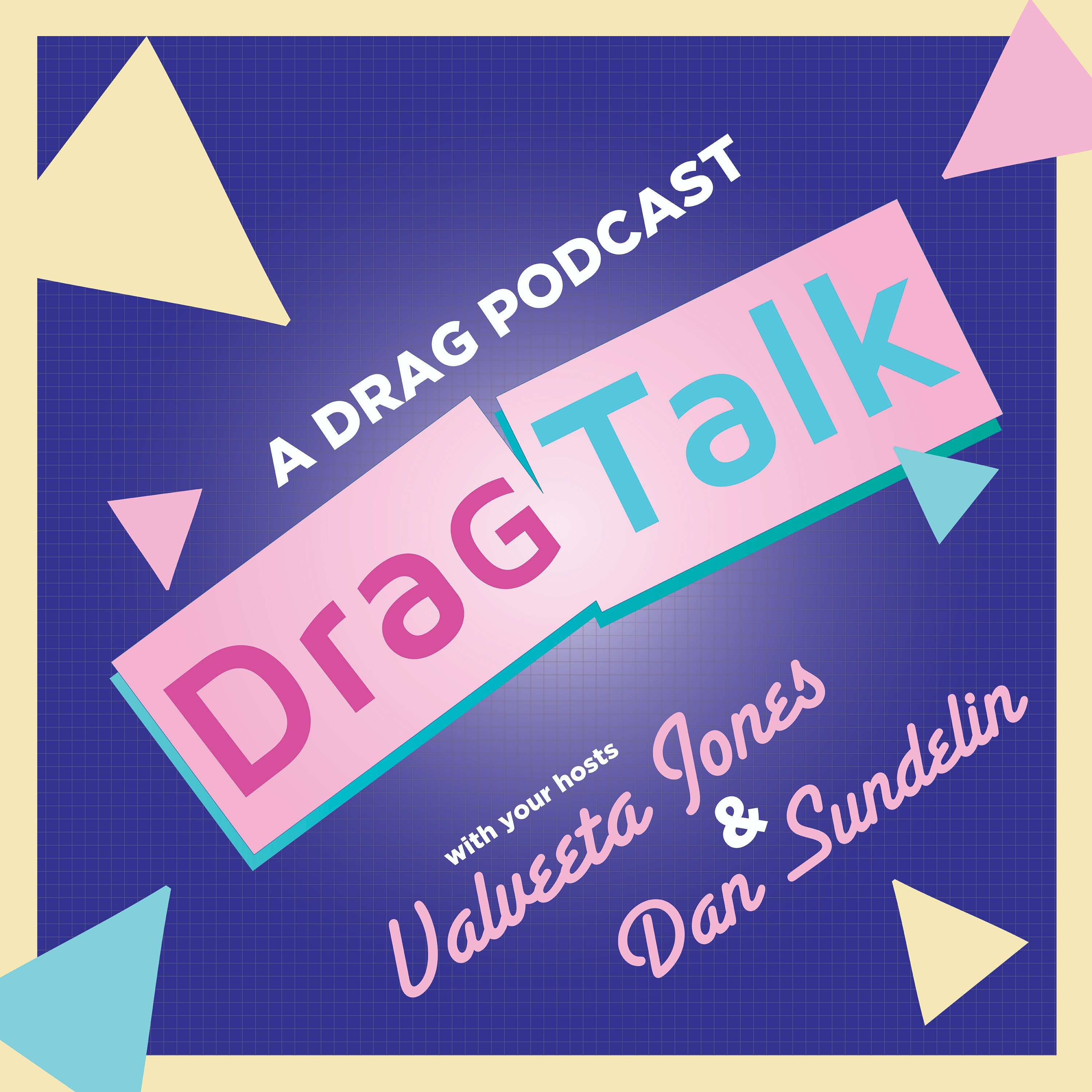 1 - DRAG TALK with EDA KUMQUAT!